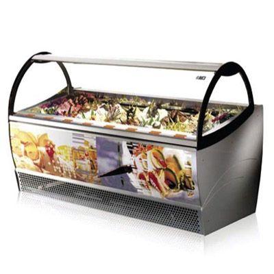 Ice Cream Display Freezers