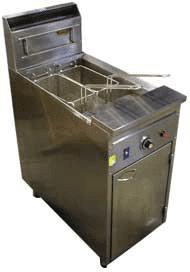 Floor Standing Deep Fryers