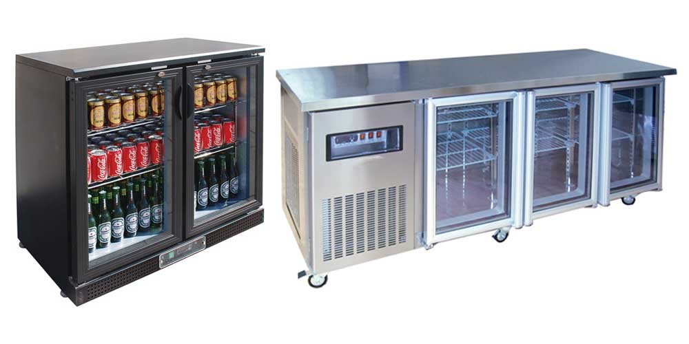 Underbench Fridges